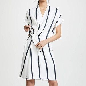 NEW Leonce Wrap Dress EQUIPMENT